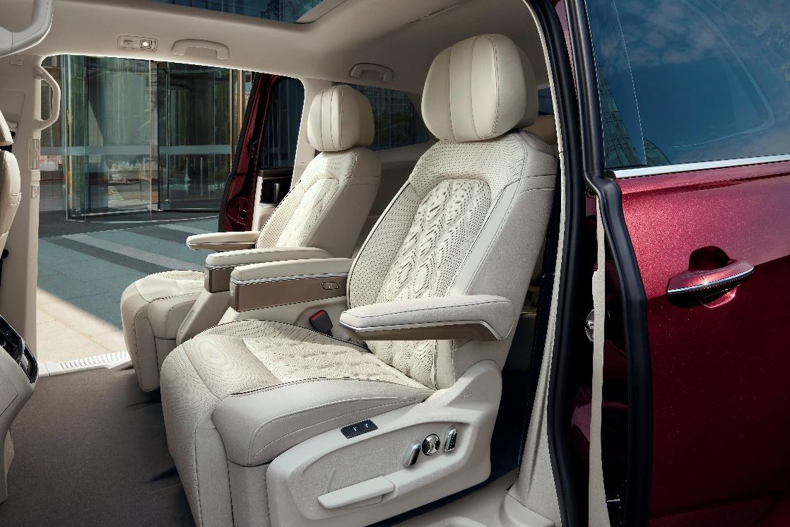 大型豪华商务MPV典范 上汽大众Viloran开启预售