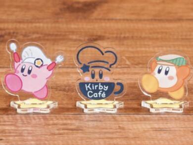 任天堂又来卖萌,《星之卡比》推出主题咖啡厅