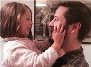 新西兰父亲写信给女儿传达爱意