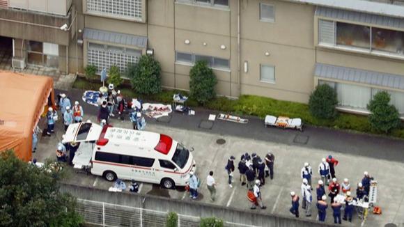 """日本一福利院前员工砍死19人 想""""让残障人从世界上消失"""""""