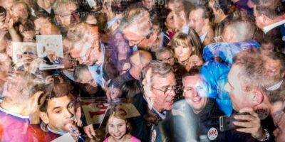 多重曝光下的美国大选众生相