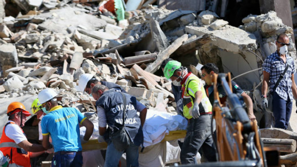 意大利地震:华商述亲历故事 尚无中国公民伤亡情况报告