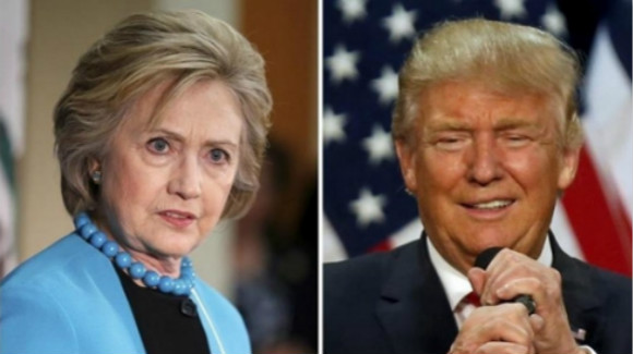美大选将举行首场电视辩论 两名候选人旗鼓相当