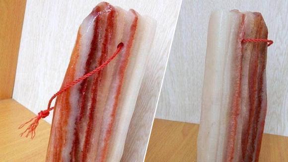 男子花几千块钱买一块肉 专家鉴定称是无价之宝
