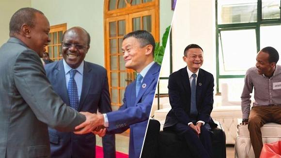整个非洲沸腾了!十个非洲总统排队求见马云