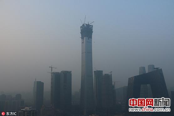 空气重污染预警陆续解除 管控效果超预期