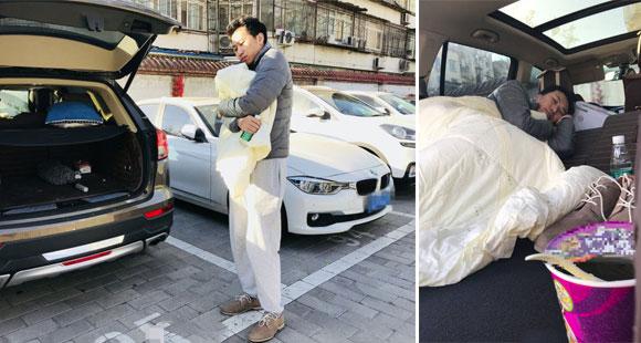 男子偷老婆双11购物钱买车 被赶出家门