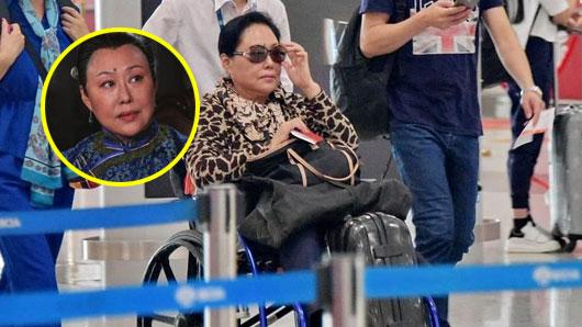 中国最棒的女演员,遭家暴8年如今坐轮椅