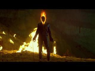 恶灵骑士2:这个出场方式,帅得爆炸!
