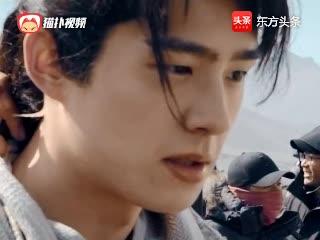 《九州缥缈录》花絮:刘昊然少年英雄百炼成钢