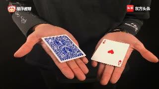 扑克揭秘手法变牌换牌牌技袖箭高手揭秘海湾v扑克主机200操作说明图片