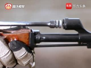 枪械连续射击的原理,您看懂了吗?