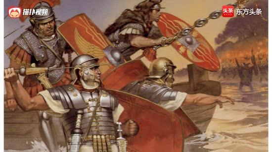 罗马军团和汉军铁骑谁更厉害?历史上他们真的交过手!
