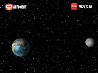 """为什么地球只有月亮这一颗卫星?月亮真是""""悍妻""""一样的存在!"""