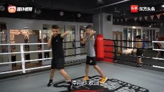 3分钟拳击技巧:资深职业教练分享格斗式教学,适合初学者!