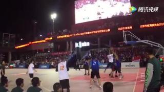 JrNBA2017JrNBA北京市体育传统项目学校篮球