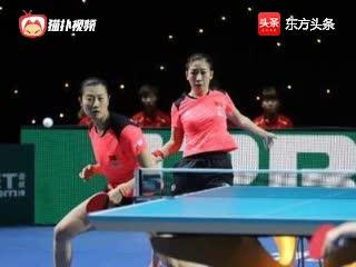 国乒零封日本卫冕成功 日本女乒主教练:中国像堵厚墙难以超越