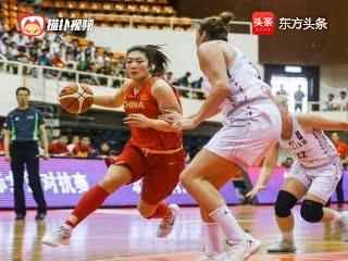女篮虽无缘对抗赛三连胜但得到锻炼 年轻球员给球队朝气