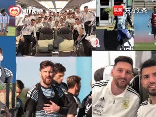 取消与以色列热身赛,梅西继续随阿根廷备战世界杯