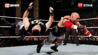 WWE十大被抢走风头的大师,欧文斯现场被扔飞!