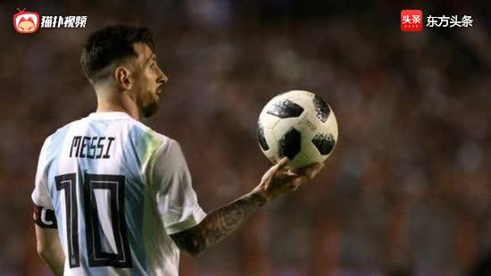 阿根廷已站在崖边!梅西跑动仅比打冰岛多7米 触球数等于门将