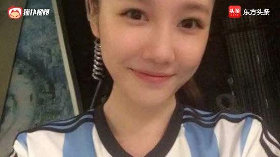 刘语熙挺阿根廷称梅西会有个好助攻遭围攻 球迷:赶紧撤!