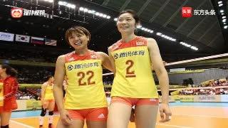 世联总决赛中国女排应放低姿态力拼巴荷 曾春蕾有望委以重任