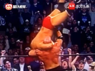 WWE最强战神高柏 正式成为名人堂成员! 实至名归