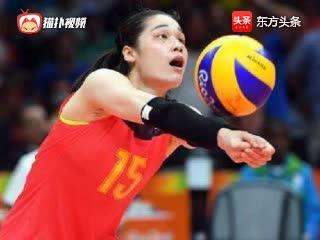林莉!无言英雄!奥运会最佳自由人!