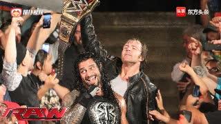 WWE布雷怀亚特与罗曼雷恩斯玩心理战术吗,你知道后果吗