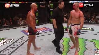盘点UFC格斗最精彩瞬间 杀机四伏的八角笼 敢进吗?