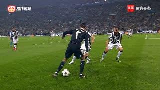 C罗面对意甲球队绝佳进球集锦,踢服你们再加入你们