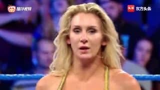 WWE夏洛特战卡梅拉争取夏季狂潮三重威胁冠军赛机会