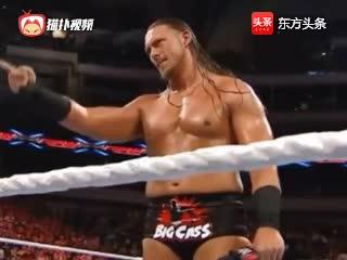 WWE最好的恩佐·阿莫雷VS大凯斯(Big Cass)第一季