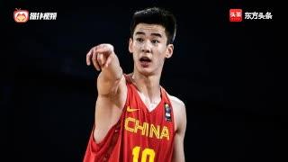 郭昊文,中国男篮未来的核心