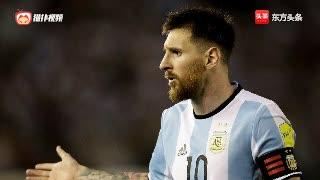 梅西暂时退出国家队,盘点梅球王阿根廷十佳球