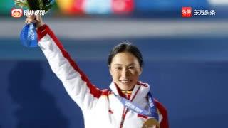 张虹代表国际奥委会出席亚运会 首次以非运动员身份参加大赛