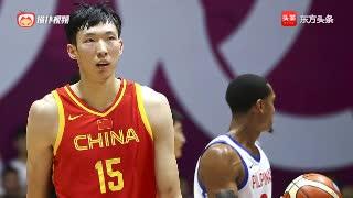 彻底跨越克拉克森!男篮红队险胜菲律宾 取得亚运会开门红