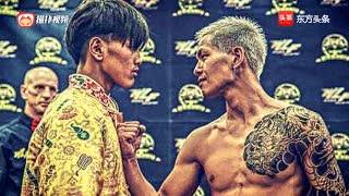 19岁藏族格斗小伙,断头绞都能逃脱还KO对手,梦想能和嘴炮打