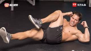 腹肌训练指南,从入门到精通,街头健身达人教你重点技巧和动作