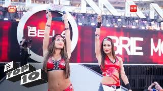 WWE贝拉双胞胎,一切是如此精彩绝伦