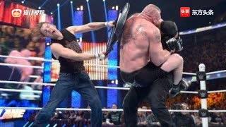 WWE五个最受欢迎的WWE明星大招塞纳STF毒蛇RKO