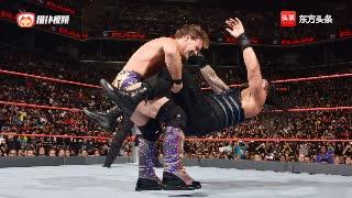 WWE芬巴洛尔被代理总经理设计 对阵人间怪兽遭虐