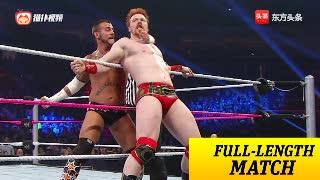 WWE主要赛事-大白鲨对CM朋克-冠军与冠军赛