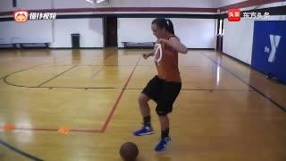 脚步移动是一个优秀篮球运动员必备的能力,学习篮球的脚步训练法