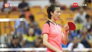 全锦赛男女单正赛签表出炉!丁宁或遇陈梦 林高远对阵王楚钦