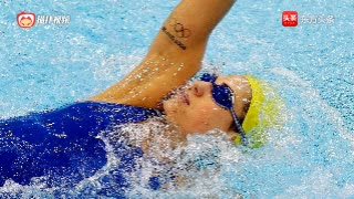 个人混合泳的技术讲解,世界纪录保持者斯特凡妮慢动作演示