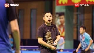 一项目不稳!刘国梁自曝睡不着觉了 誓言让世界以乒乓球为中心