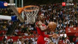 篮球之神乔丹用自己的见解回答球迷詹姆斯和自己谁更强