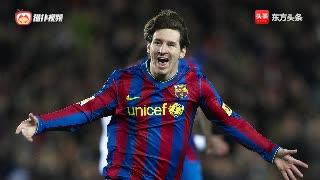 足球大脑两倍于其他人,能看梅西踢球是特权